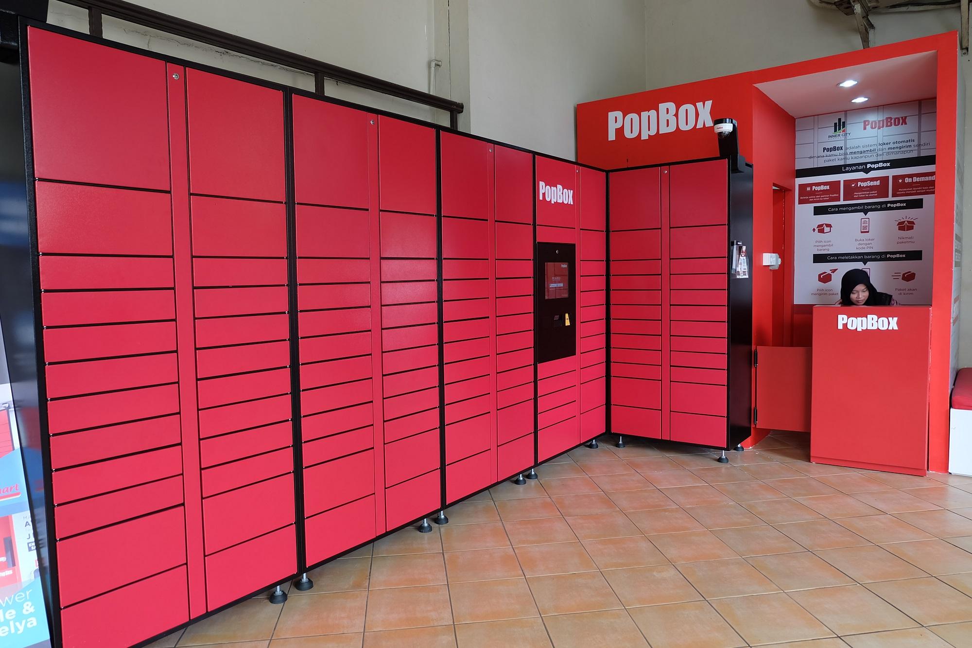 Apa Saja Keuntungan Para Kurir Menggunakan Loker PopBox?