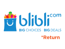 BLIBLI.com return